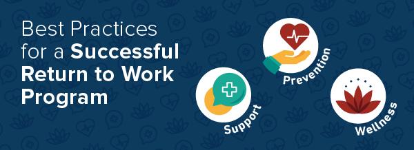 Keys to Successful Return to Work Program