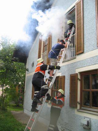 Freiwillige Feuerwehr Markt Eschlkam  Rauch