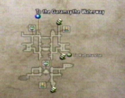 Final Fantasy XII 12 FFXII FF12 Maps Lowtown FFWA