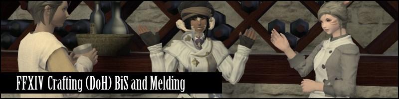 Melding Crafting Gear Ffxiv  Star