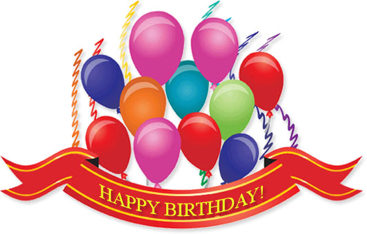 birthday - free clipart