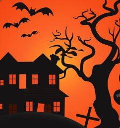 scary halloween scene [ 1280 x 800 Pixel ]