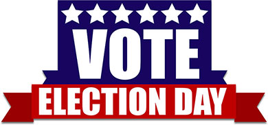 Image result for clipart election day