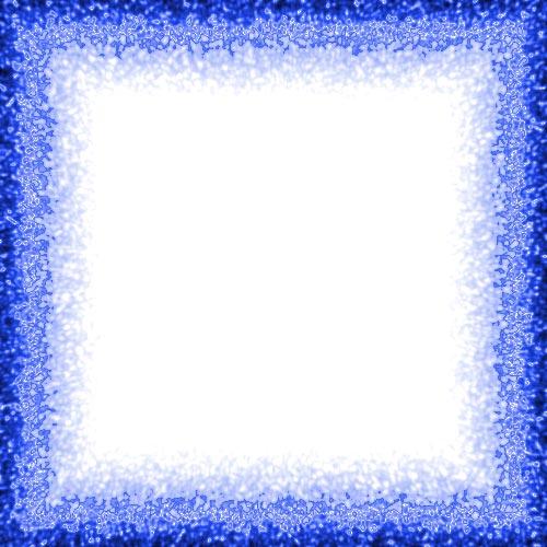 free blue borders - border clipart