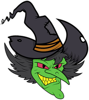 free witch clipart - graphics