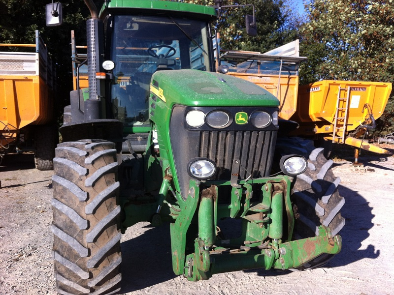 Tracteur Occasion John Deere 7820