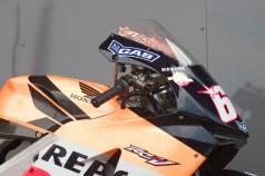 La Honda Repsol de Nicky Hayden