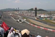 Une vue generale du Honda Twin Ring Motegi
