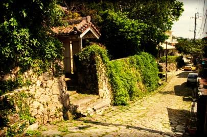 Vieux quartier de Shuri