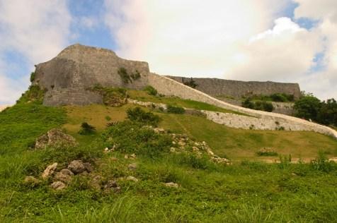 Ruines du chateau de Katsuren