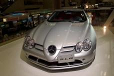 Mercedes Benz SLR MacLaren