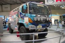 Camion ravitaillement Dakar