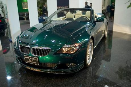 BMW ALPINA B6S Supercharge