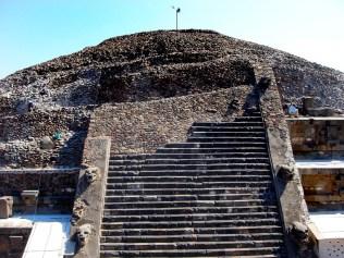 Le temple de QUETZALCOATL
