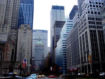 Les Rues de New York