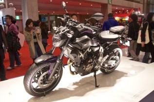 Yamaha MT-7