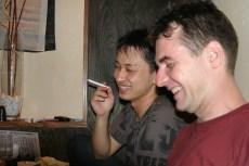 Yuu San et Pierre.