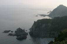 l'extreme pointe Ouest de Shikoku.