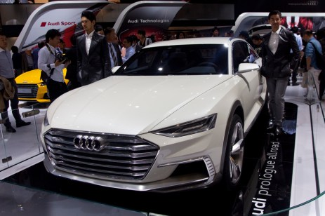 Audi Prologue Allroad