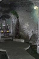Une autre salle sousterraine.
