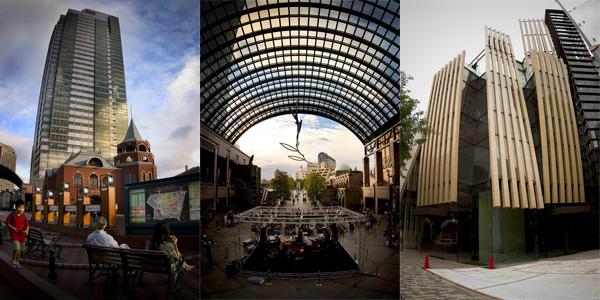 Ebisu Garden Place et cartier