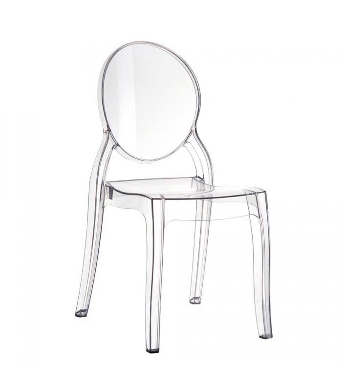 Noleggio sedia Ghost le sedie trasparenti