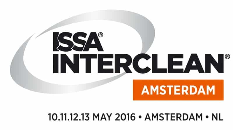 ISSA Interclean Logo - Innovative Technology