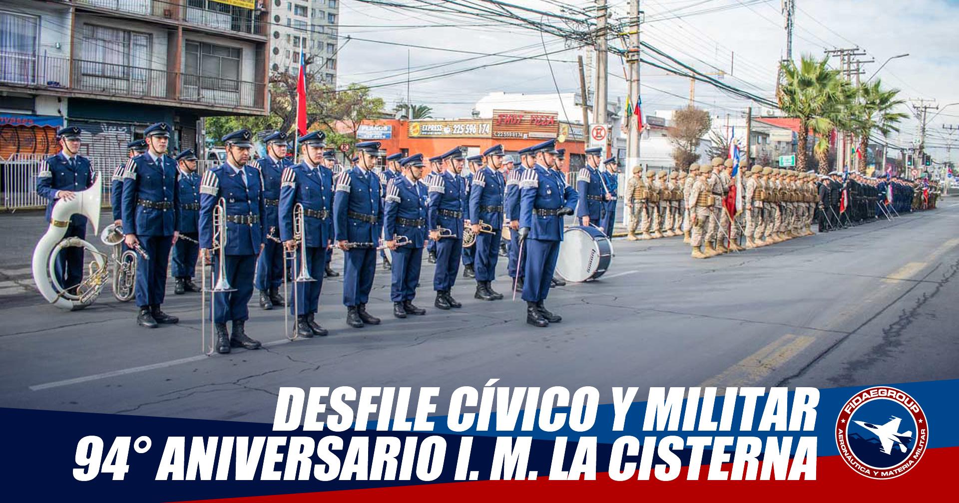 94° Aniversario Ilustre Municipalidad de La Cisterna