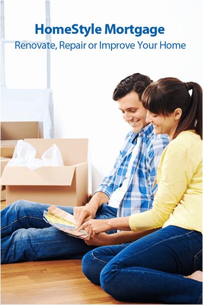 Home renovation fannie mae homestyle loan for C home loans