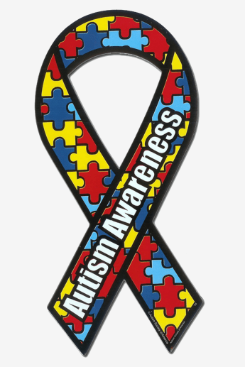 Image result for autism ribbon
