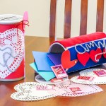 Valentines Day Craft Mailbox