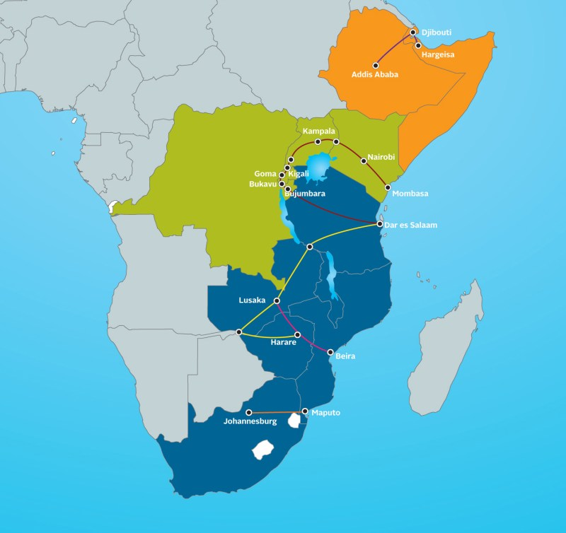 ROADS to a Healthy Future: A regional response to HIV in Africa ...