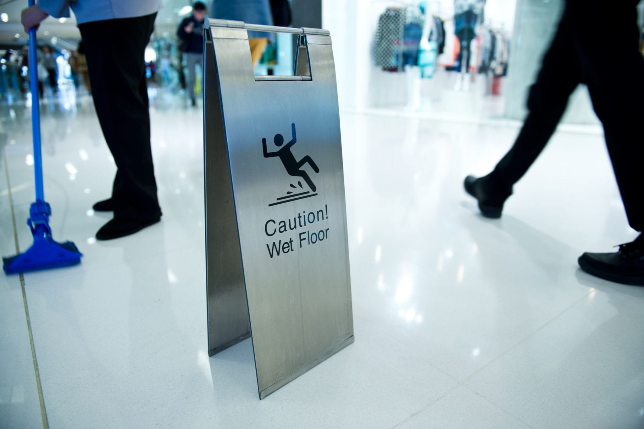 Fort Worth Slip and Fall Attorney
