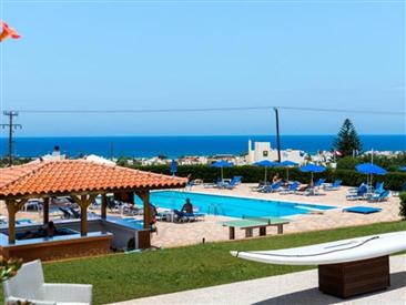 Matheo Hotel Villas And Suites In Malia Heraklion Crete