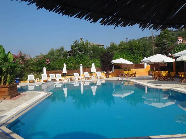 Leonidas Apartments Hotel Kassandra Possidi Halkidiki