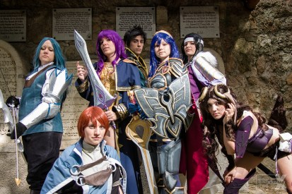 Fire Emblem Group