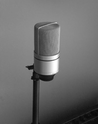 DJ microphone From Houston DJ Wedding Quinceanera