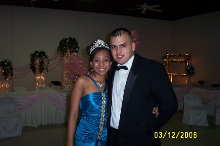 Houston DJ Shelby Quinceanera and Wedding