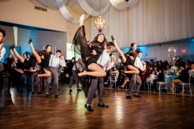 The Quinceanera's Surprise Dance was Fabulous