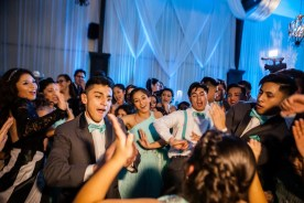 Quinceanera Guests are Singing and Dancing to their Fave tunes