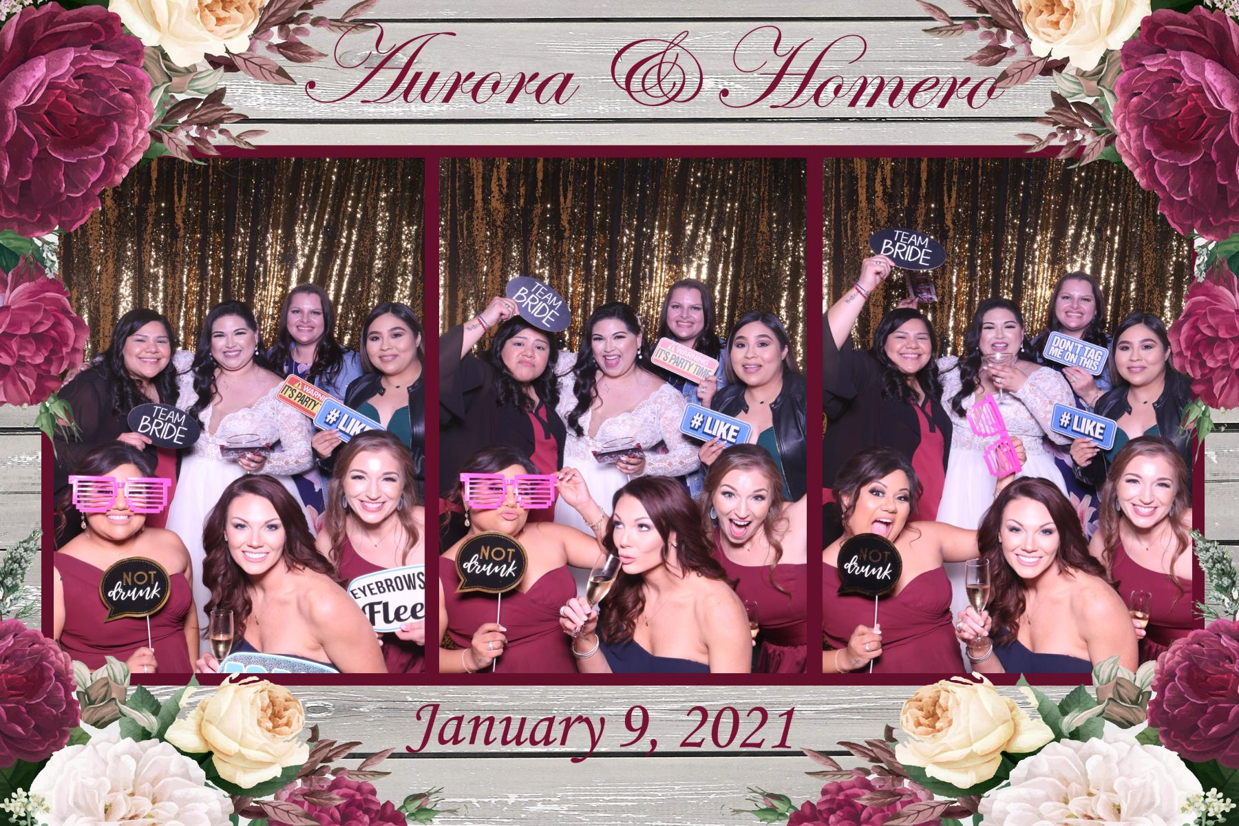 Magic Mirror Booth 3 The Best DJ in Houston for FUN Dancing!!