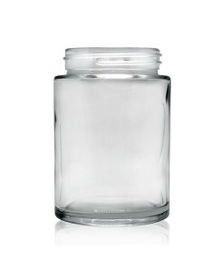 120g Thick Wall Glass Jar