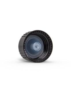 Black 20-400 PP Phenolic Cap-1