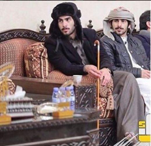 صور التوأم محمد وعبدالله الشهراني