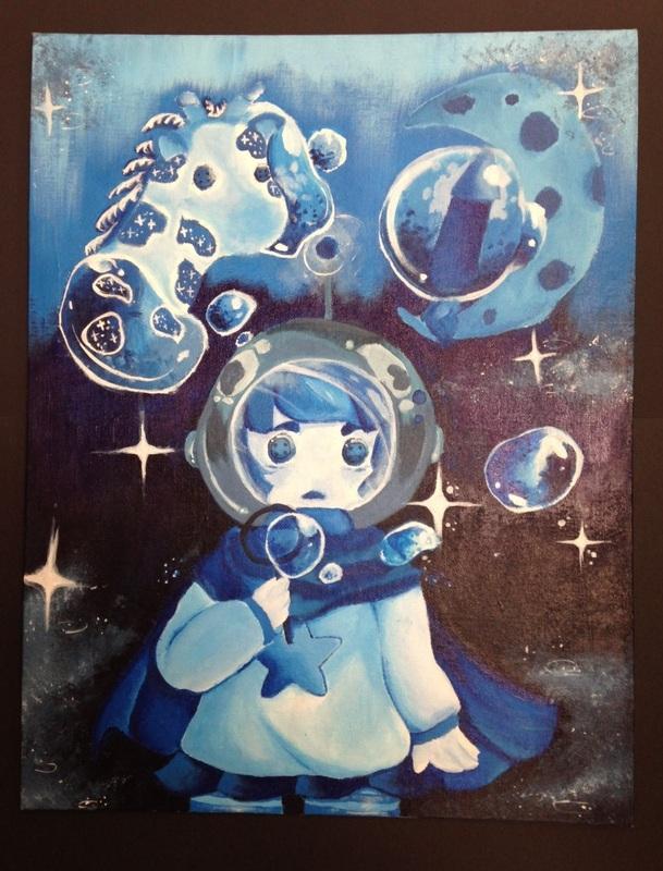 Art I: Monochromatic Paintings