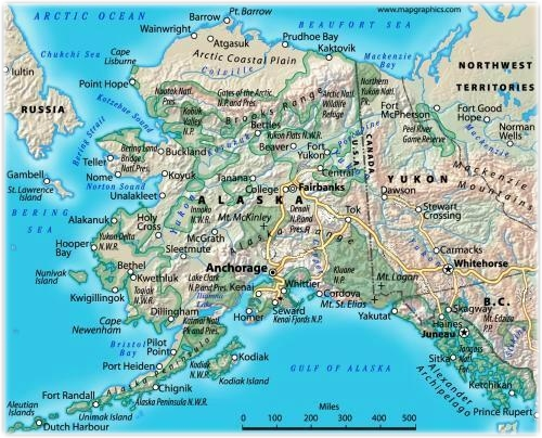 Alaska Highway United States and Canada Building the World