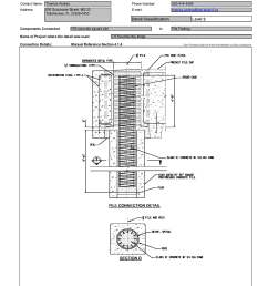 this data sheet shows the connection between a prestressed concrete square pile and pile footing  [ 1700 x 2200 Pixel ]