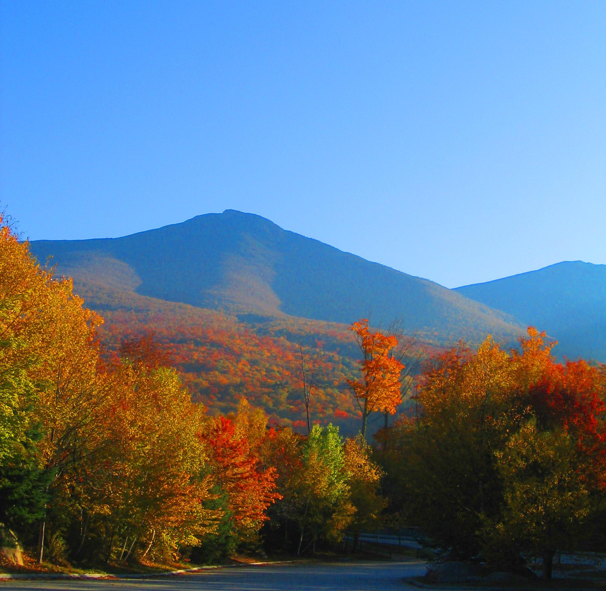 Fall Colors Wallpaper New England Kancamagus Scenic Byway All Photos America S Byways