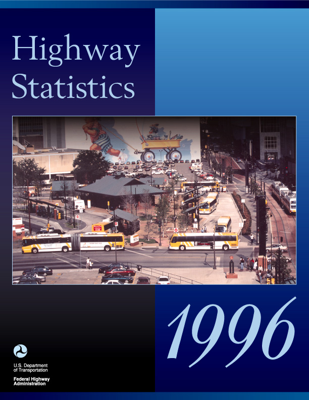 1996 Highway Statistics home page