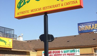 Mexican Restaurant in Detroit - Photo: JS_Frank/Flickr